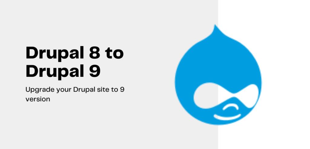 Drupal 8 to Drupal 9 Upgrade