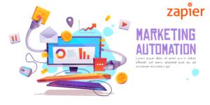 Zapier Marketing Automation